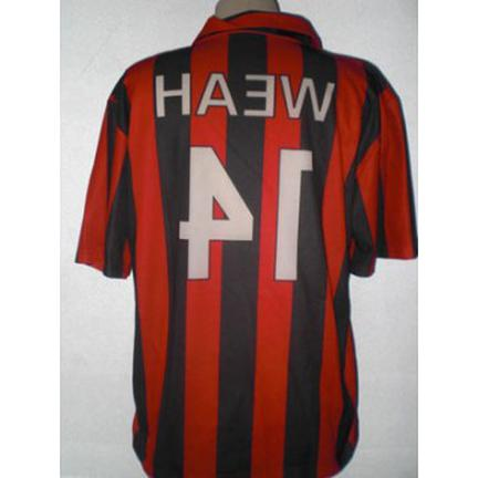 maillot weah d'occasion