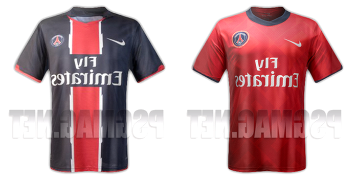 maillot psg 2010 2011 d'occasion