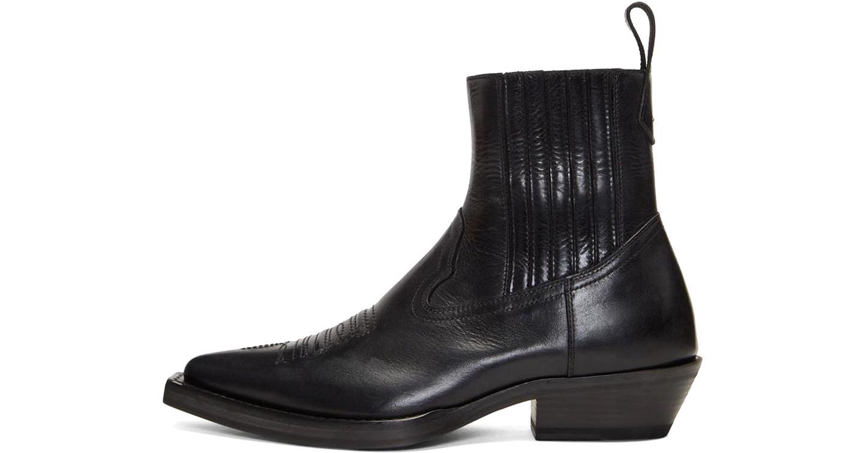 boots santiag d'occasion