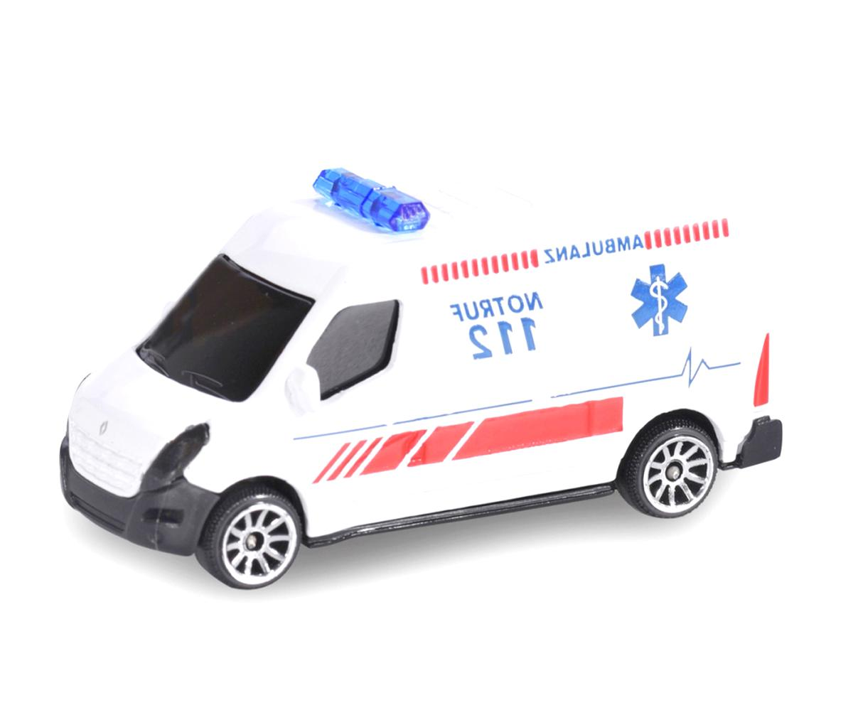 majorette ambulance d'occasion