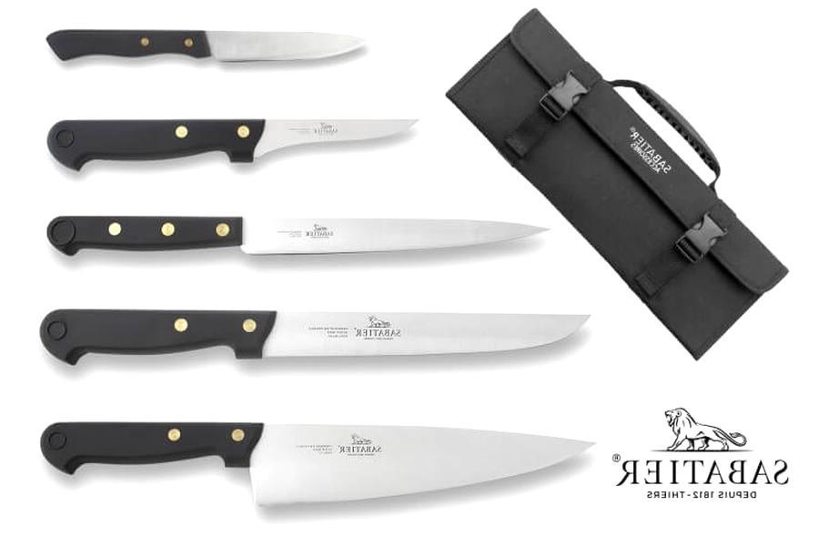 couteaux cuisine couteaux malette d'occasion