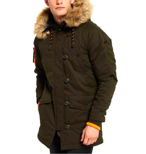 Manteau Superdry d'occasion   Plus que 4 à 75%