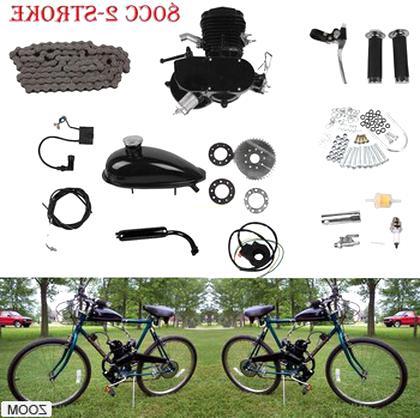 """50ccm Vélo K motorisé moteur auxiliaire bike moteur à essence for 26/""""//28/"""" Neuf"""