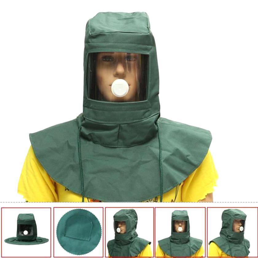 masque protection sablage