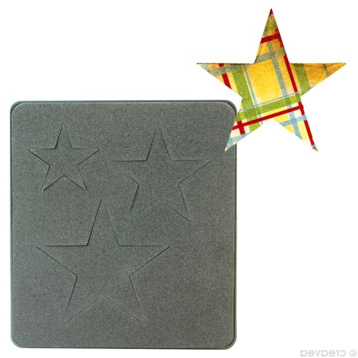 Sizzix Thinlits Die Set Triangle Boîte Cadeau-Neuf