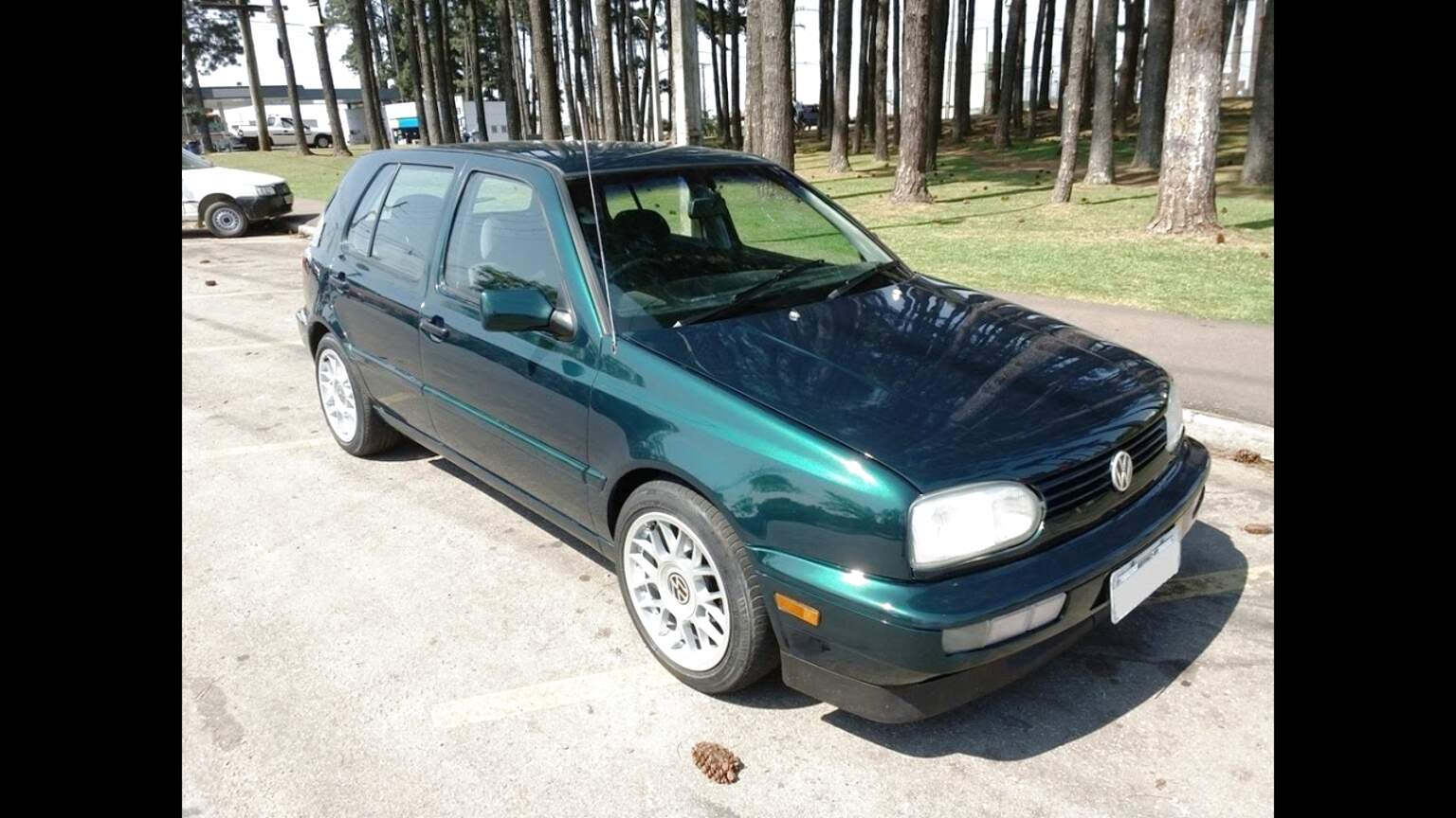 golf 2 gti 16 d'occasion