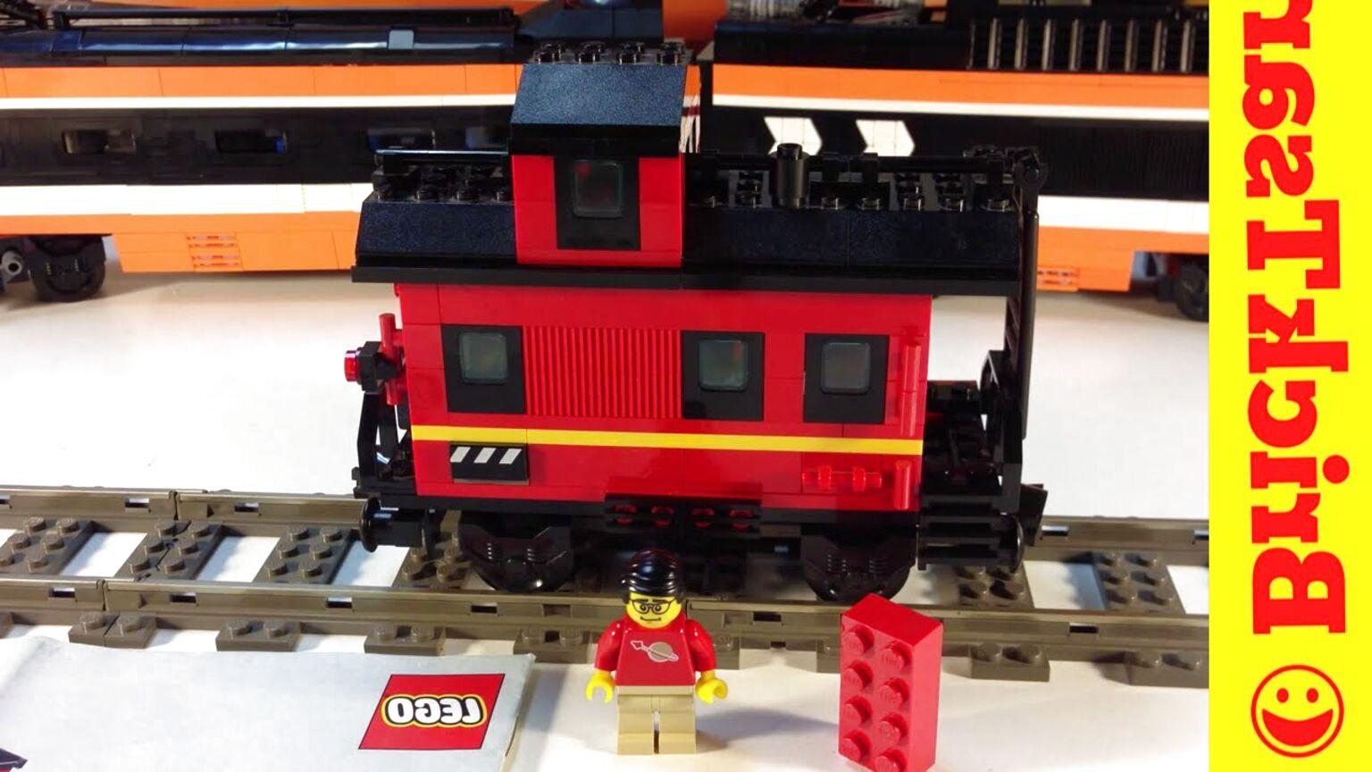 LEGO TECHNIC ferroviaire 9 V câble électrique 130 cm long 5306 Noir D/'occasion