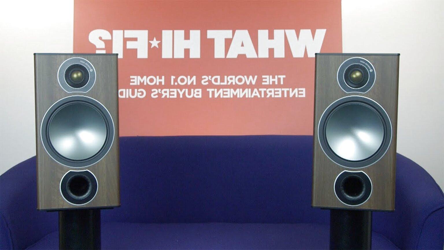 monitor audio bronze 2 d'occasion