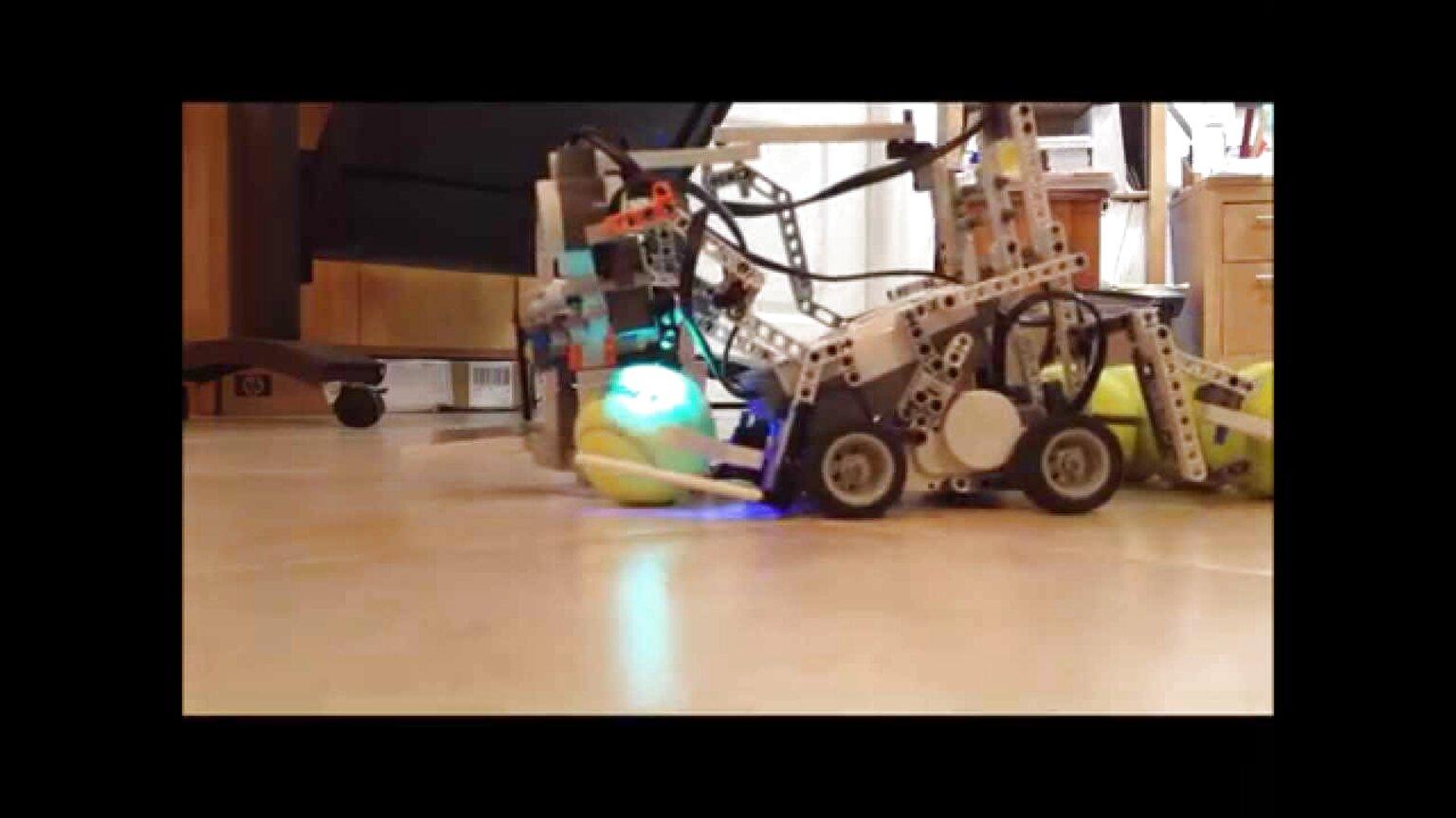 robot tennis d'occasion