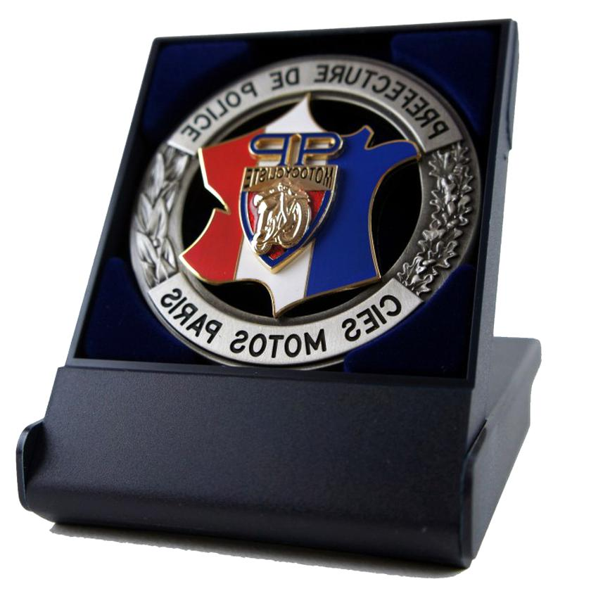 medaille table police d'occasion
