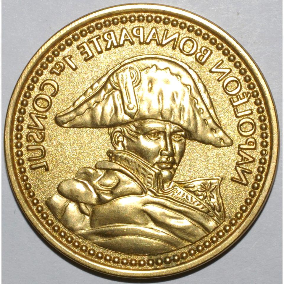 medailles napoleon 1 er d'occasion