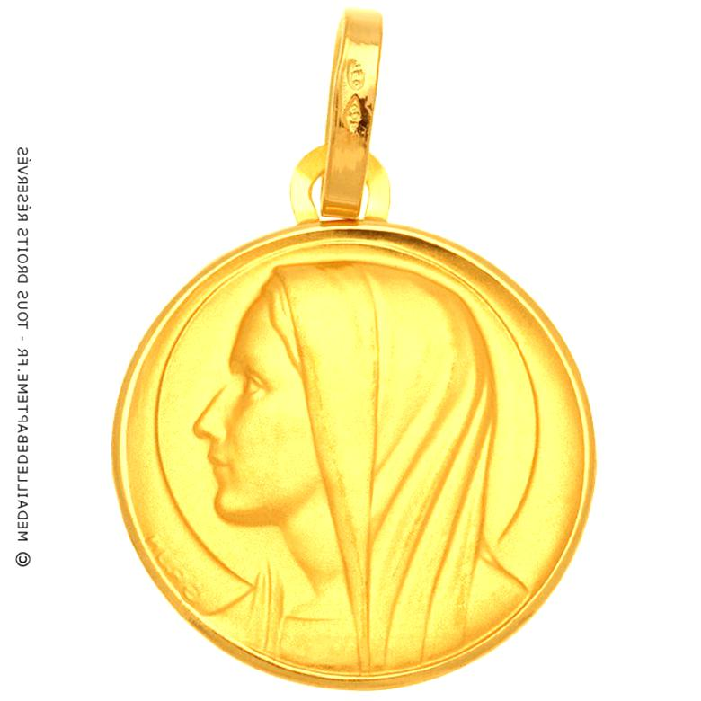 medaille vierge or medaille d'occasion