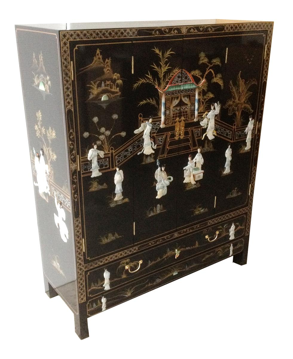 Meuble Chinois Ancien D Occasion