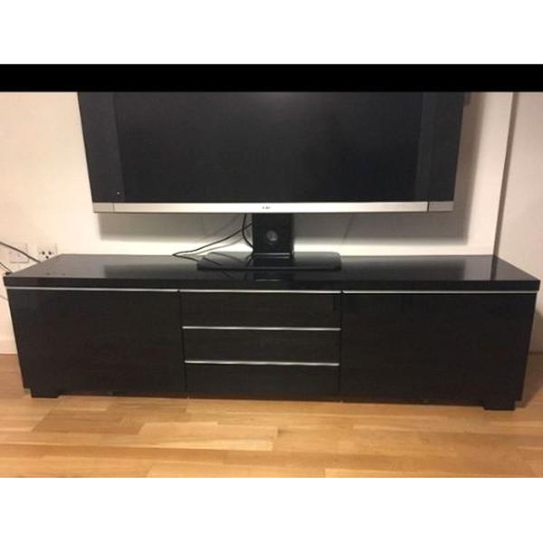 Meuble Tv Ikea Laque d'occasion