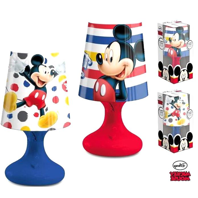 Lampe Chevet Mickey d'occasion