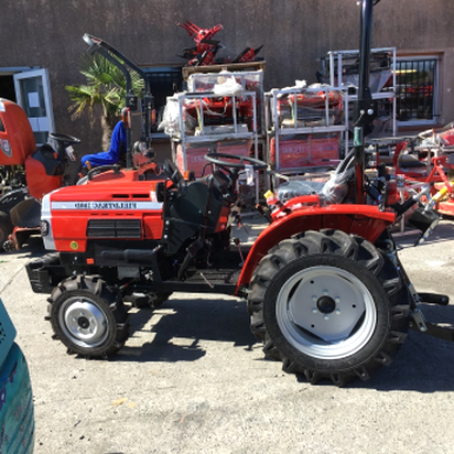 tracteur micro d'occasion