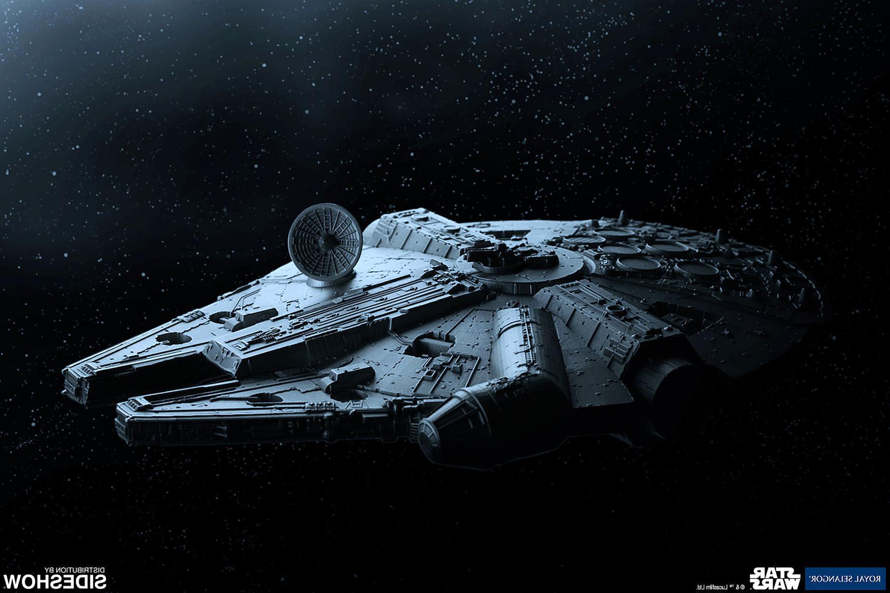 star wars millenium falcon d'occasion