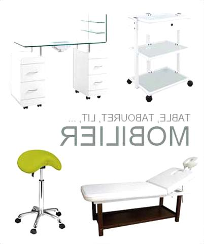 mobilier esthetique d'occasion