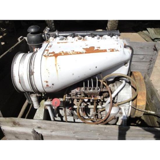 moteur deutz 812 d'occasion