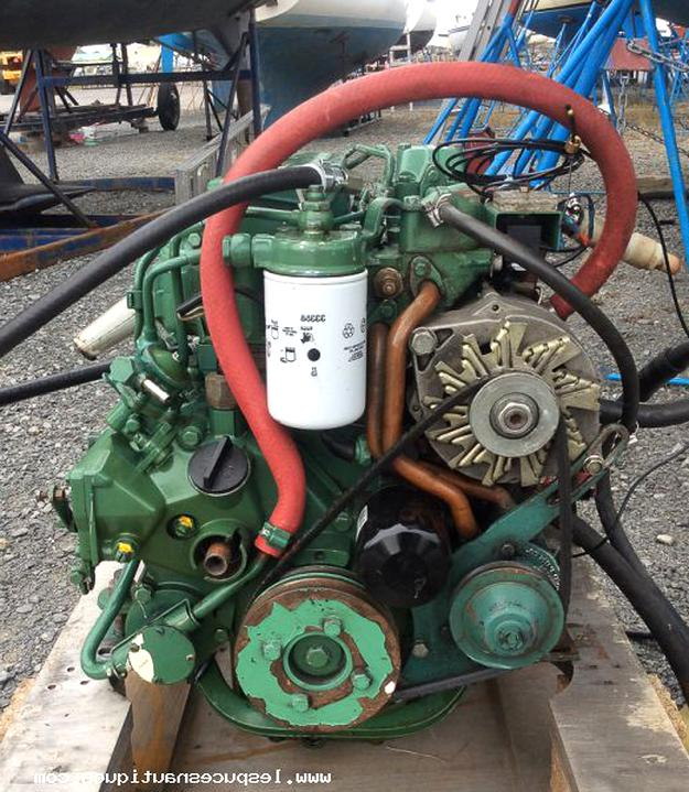 moteur diesel volvo 2002 d'occasion
