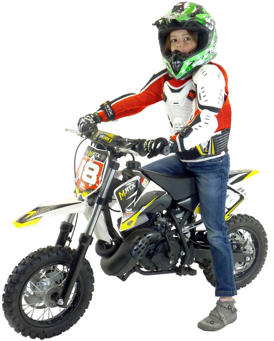Vrai Mini Moto Cross D Occasion Plus Que 2 A 70