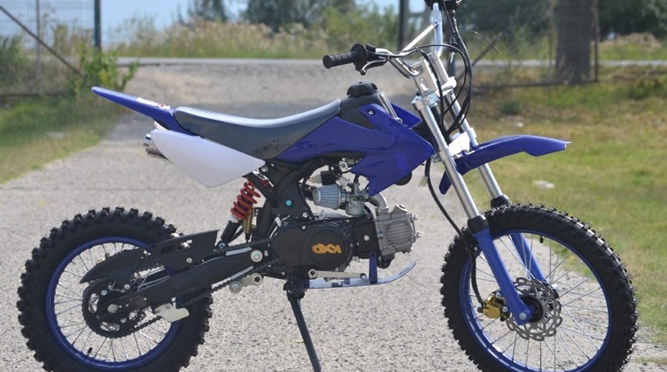 Mini moto cross 125cc occasion