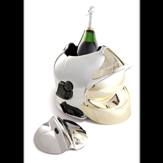 casque pompier champagne d'occasion