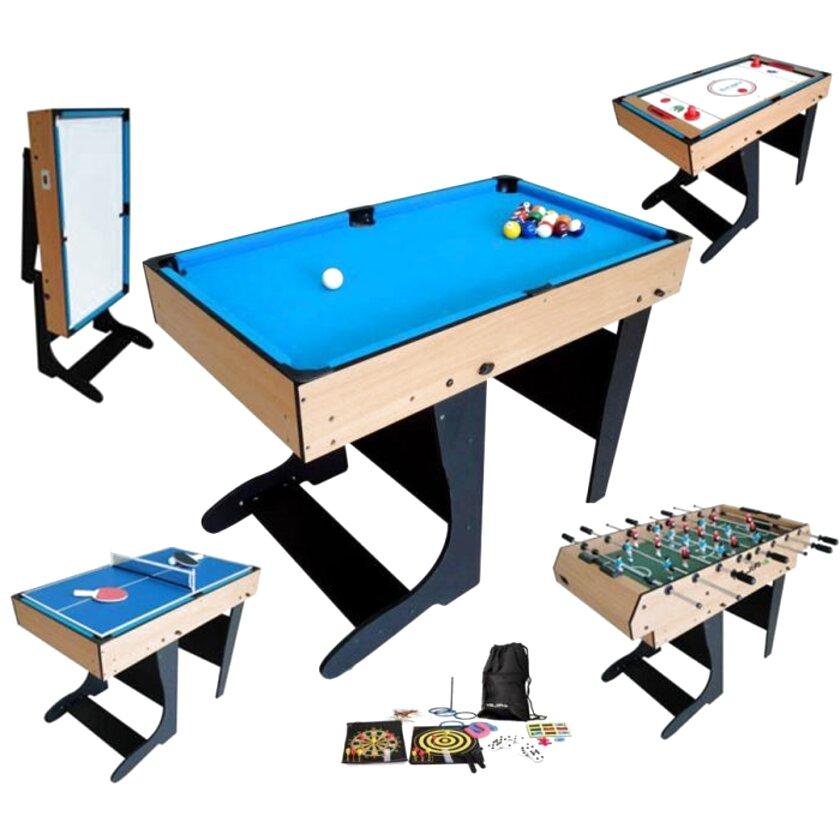 table multi jeux d'occasion