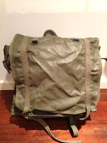 ancien sac militaire d'occasion