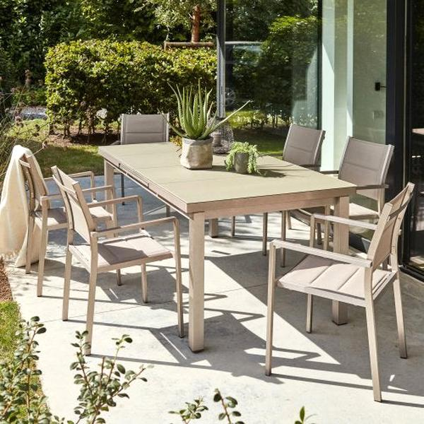 Table Chaises Jardin d\'occasion