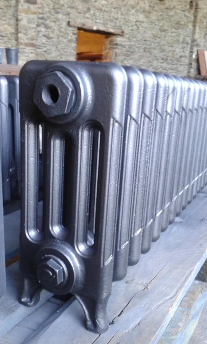radiateur fonte ancien 76 d'occasion