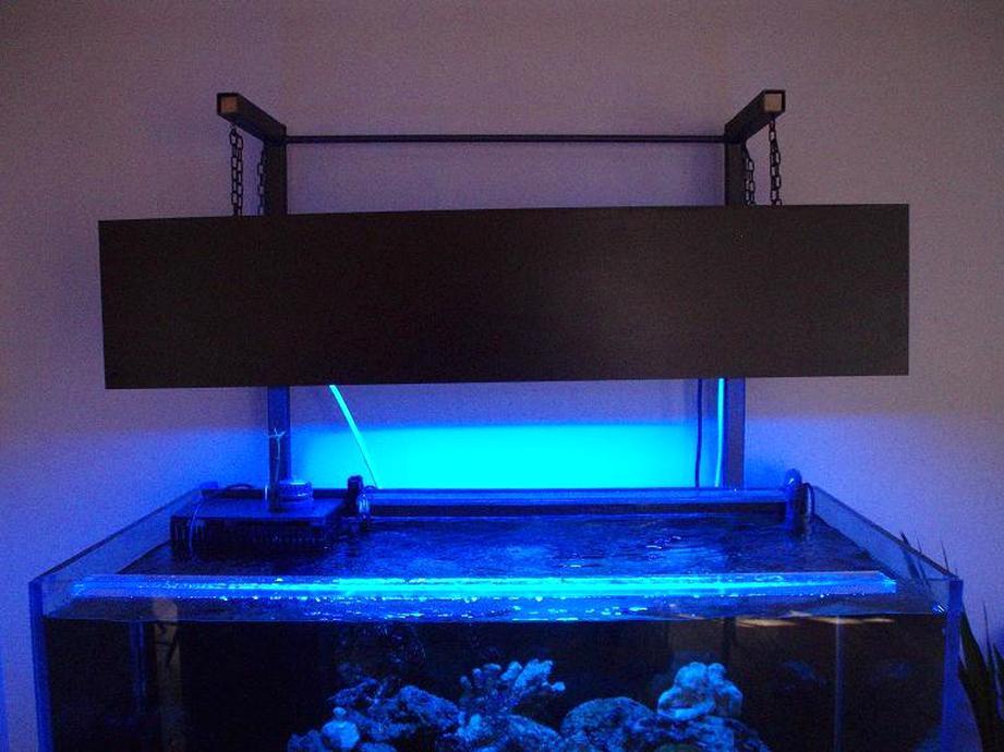 rampe hqi aquarium d'occasion