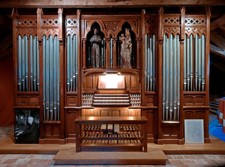 orgue d'occasion