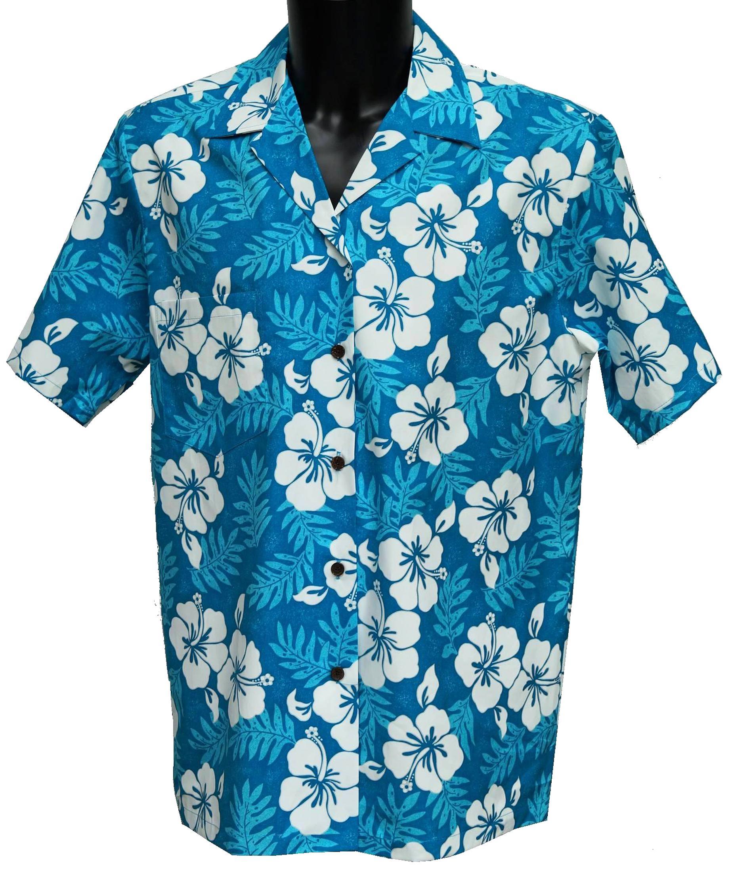 Funky Chemise Hawaïenne Parrot Jaune