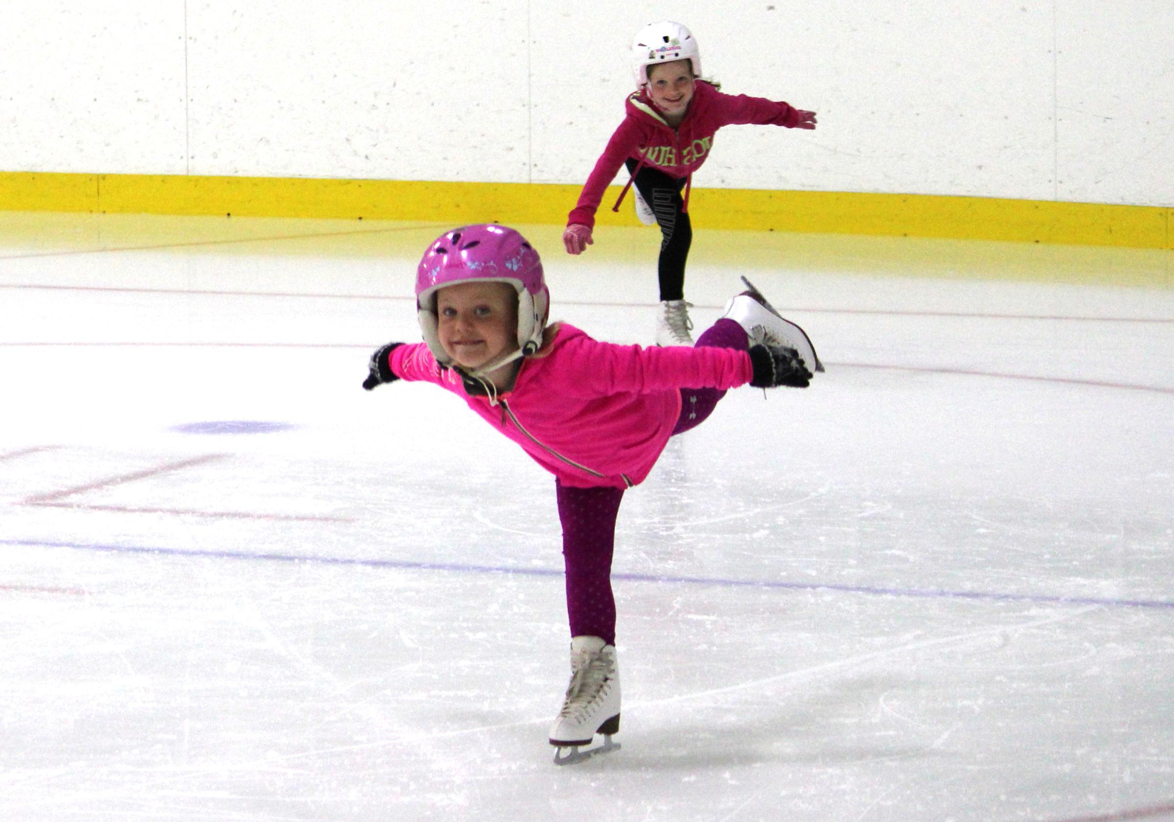 patinage artistique enfant d'occasion