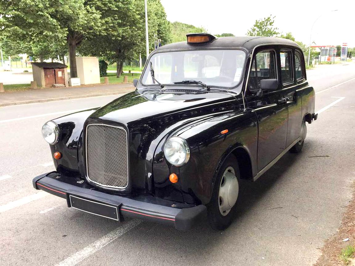 taxi anglais d'occasion