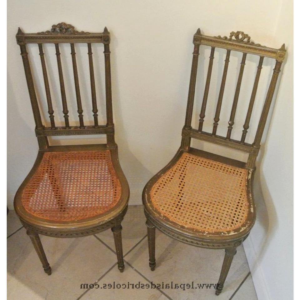 Style De Chaises Anciennes chaises louis xvi anciennes d'occasion