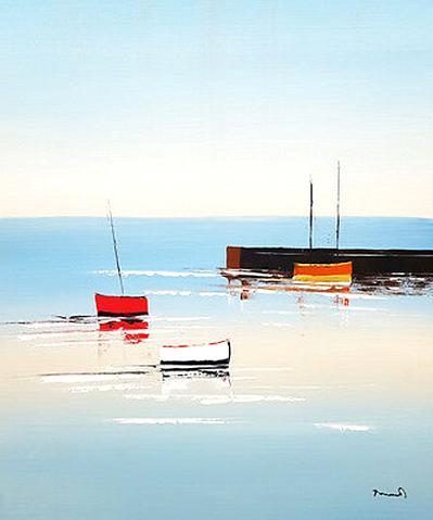 peinture marine d'occasion