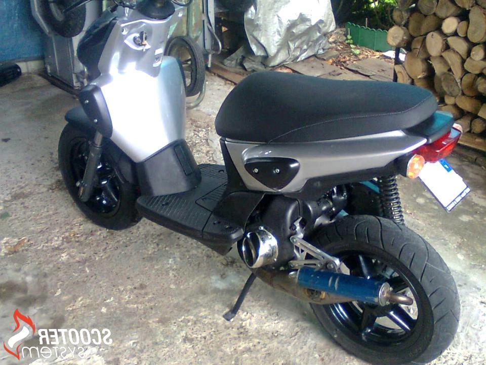 Selle Pièce d/'Origine Yam pour scooter 50 MBK Stunt YAMAHA Slider NEUF