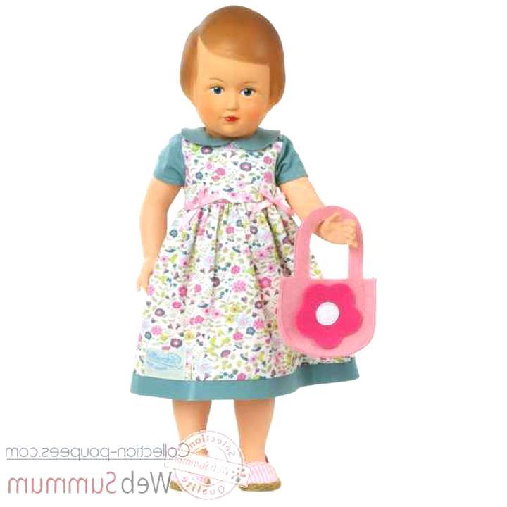 Petitcollin 603902 Chaussures à bride pour poupées Natterer et Modes /& Travaux