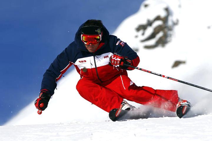 esf moniteur ski d'occasion