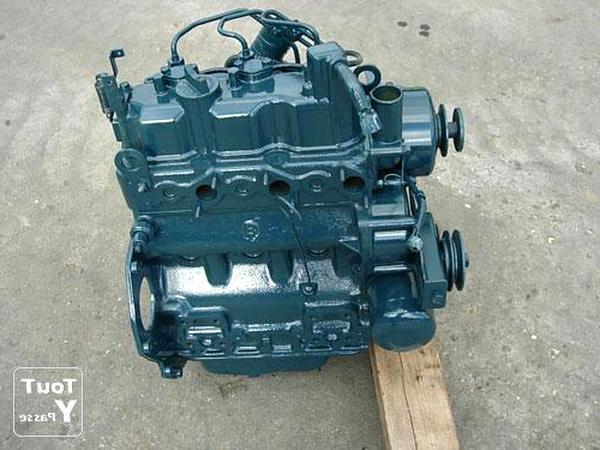 kubota d950 moteur d'occasion