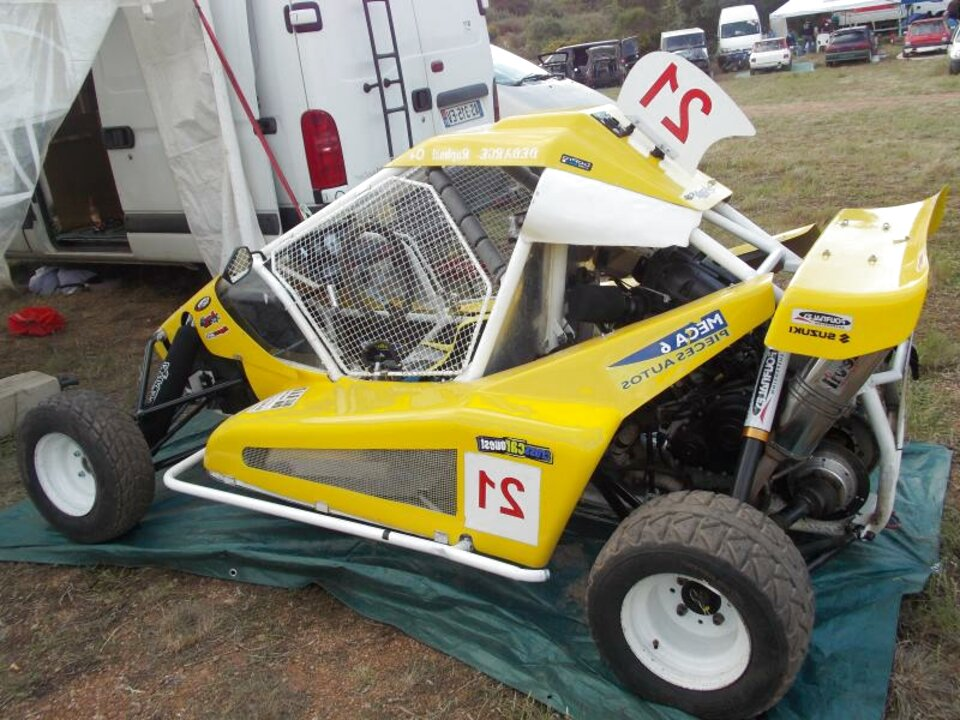 kart cross fouquet d'occasion