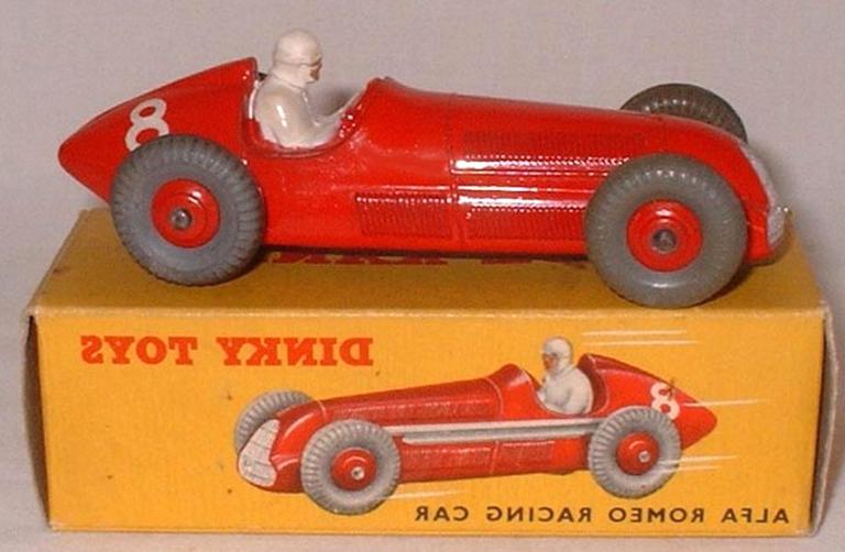 dinky alfa romeo d'occasion