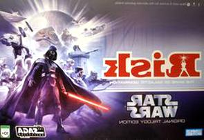 risk star wars trilogie d'occasion
