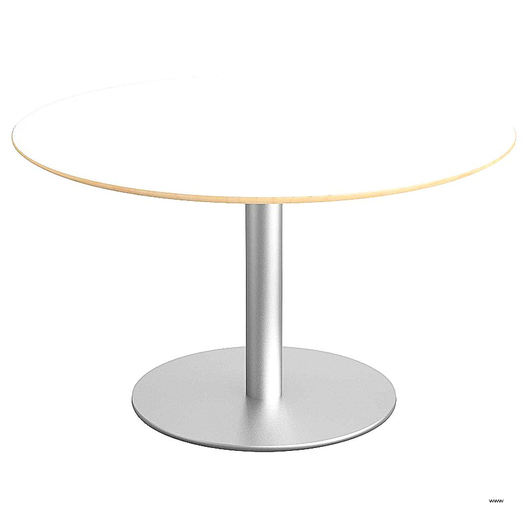 Table Ronde Pieds Central Ikea Ronde D Occasion