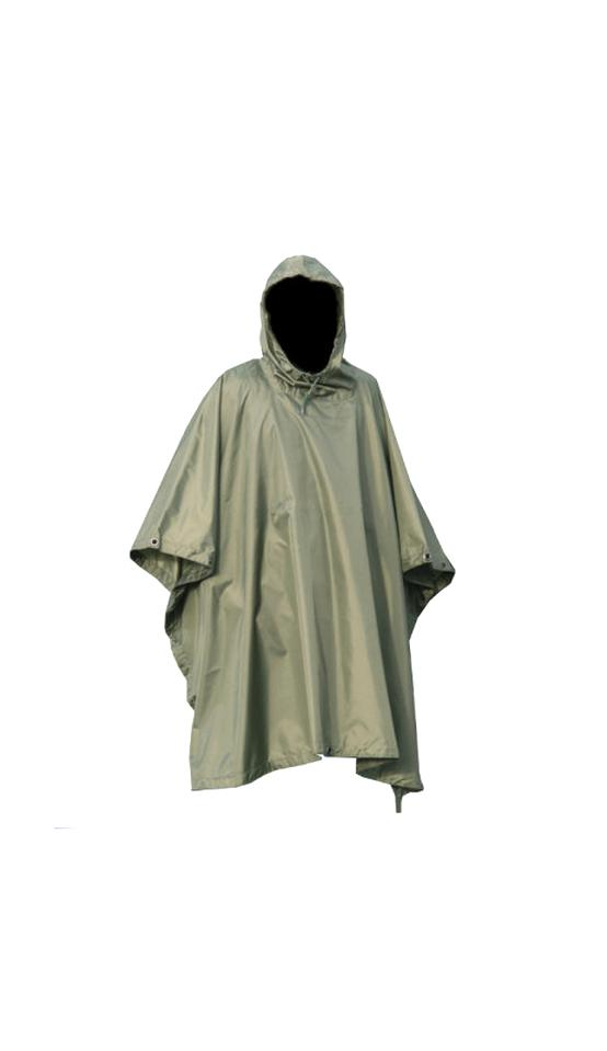 poncho militaire d'occasion