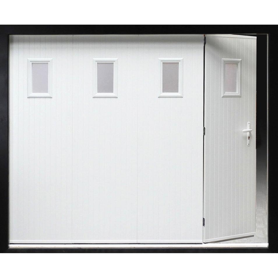 Porte Garage Coulissante Doccasion