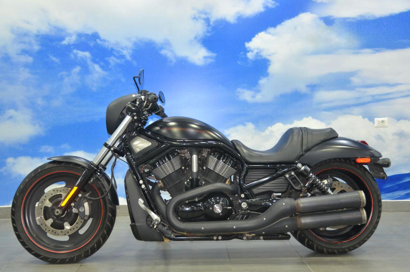 Night Rod Special D Occasion Plus Que 4 A 65