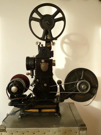 projecteur pathe d'occasion
